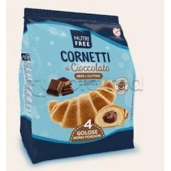 Nutrifree Cornetti al Cioccolato Senza Glutine 240g
