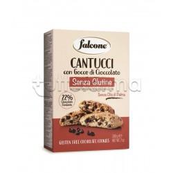 Falcone Cantucci con Gocce di Cioccolato Senza Glutine 200g