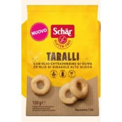 Schar Taralli Senza Glutine 120g
