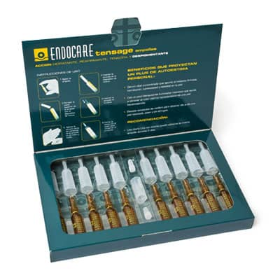 endocare-tensage-ampolle-antietà-antiage-antirughe